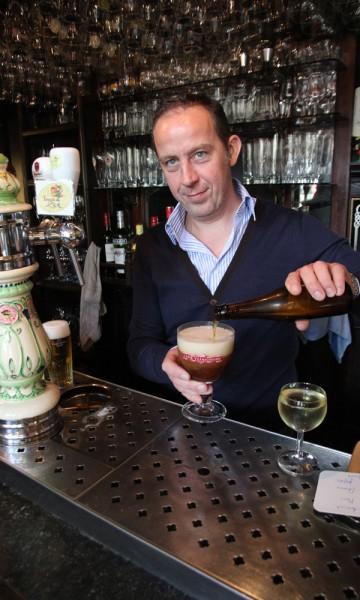 Café Vlissinghe er Belgias eldste pub, og har hatt dørene åpnet siden 1515. Foto: Runar Larsen.