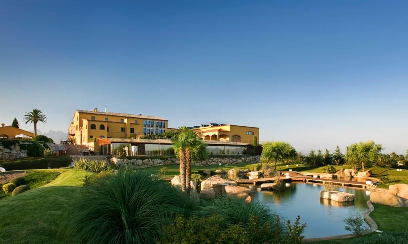 Can Bonastre Wine Resort - Masquefa, Spania