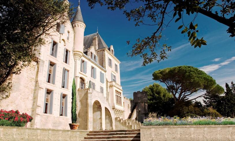 Château Les Carrasses - Languedoc, Frankrike