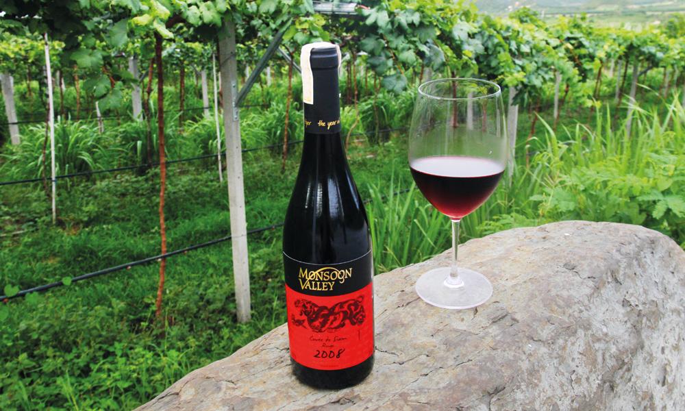 Det er sjelden ordene vin og Thailand omtales i samme setning. Men følg med - asiatisk vin er på gang! Foto: Runar Larsen