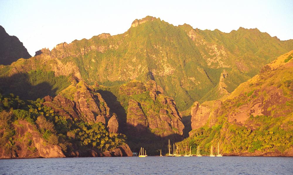Marquesas kan friste med frodig natur og magiske tikier.