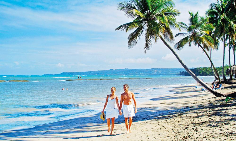 Sol, strand og slaraffenliv. De tre s-ene er naturlig nok hovedattraksjonen, men Den dominikanske republikk i Karibia er i tillegg overraskende allsidig. Foto: Apollo