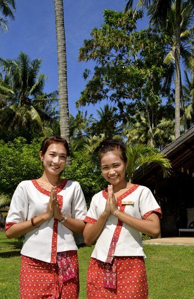 Thailand blir kalt smilets land av en grunn. Foto: Ronny Frimann