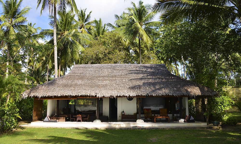 Koyao Island Resort er en familievennlig oase med en av de fineste familievillaer vi har bodd i. Foto: Ronny Frimann