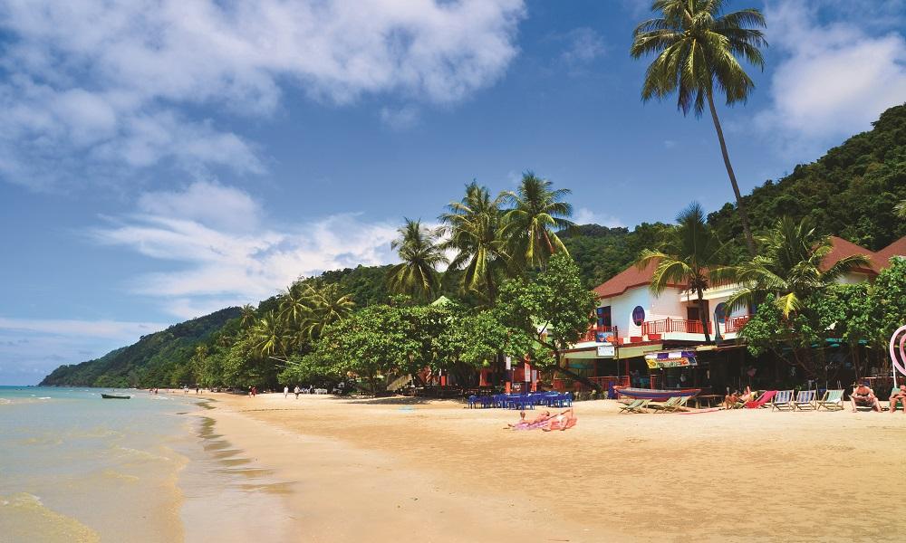 Sammenlignet med de fleste andre øyer i Thailand er Koh Chang deilig uberørt av masseturismen. Foto: Marte Veimo