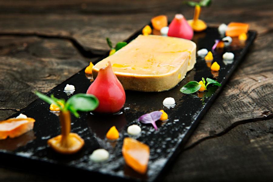 I den nytilkomne byen Malmø fikk blant annet restauranten Ambiance à Vindåkra en Michelin-stjerne. Foto: Ambiance à Vindåkra,