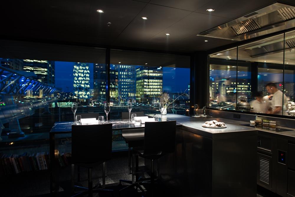 Oslo-restauranten Maaemo beholdt sine to stjerner og er kjempe fornøyd. Foto: Bandar Abdul-Jauwad