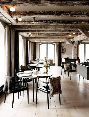 Ingen av de skandinaviske restaurantene fikk tildelt tre stjerner. Heller ikke NOMA. Foto: Noma