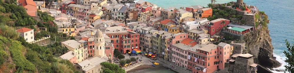 flotte byer i nordvest italia