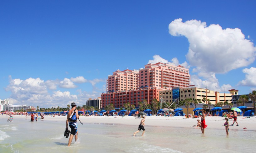 Clearwater Beach - Den beste beachen
