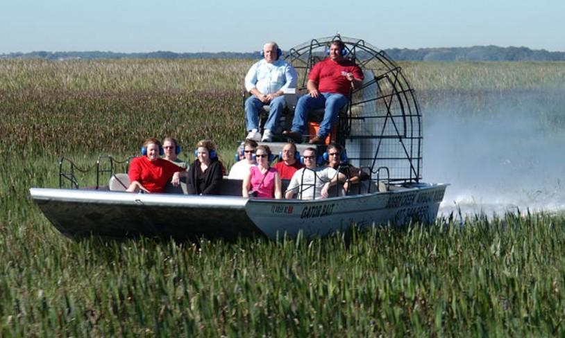 Everglades - Naturens egen fornøyelsespark