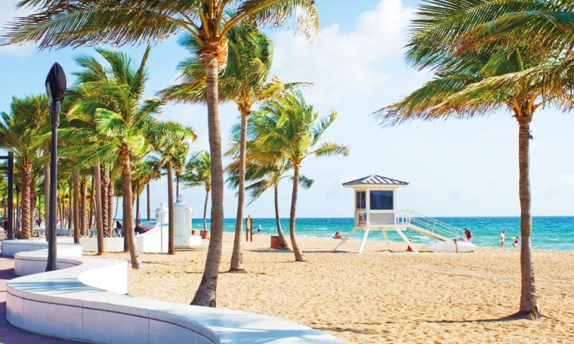 Fort Lauderdale - Sofistikert strandby