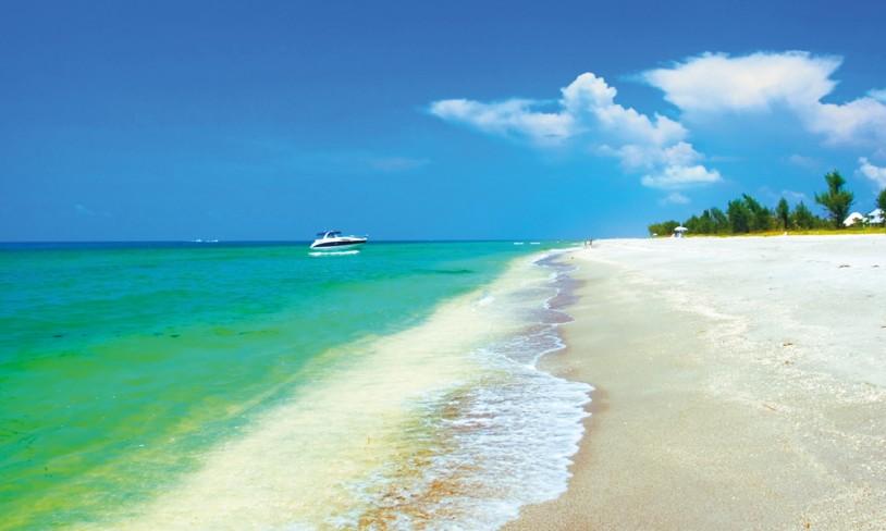 Sanibel Island - Karibiske fornemmelser