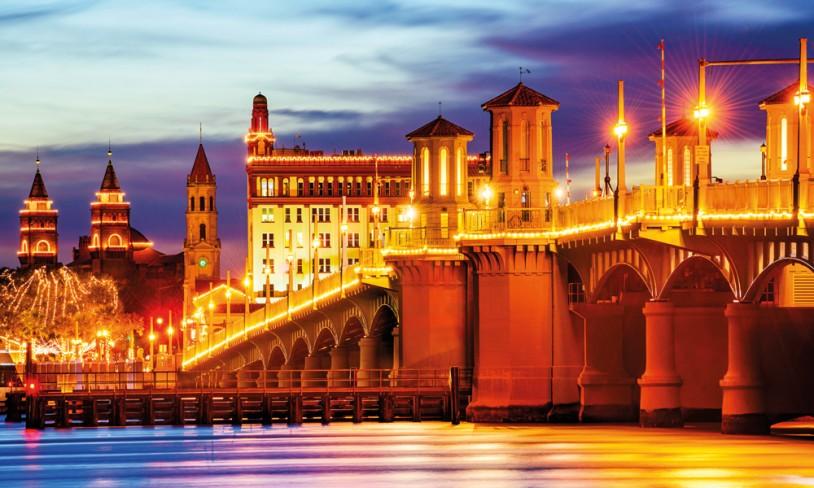 St. Augustine - Europeiske vibber