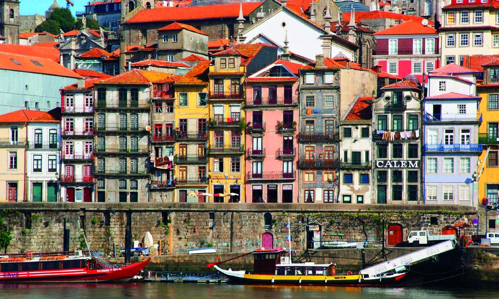 Hele Dourodalen er på UNESCOs verdensarvliste. Foto: Runar Larsen