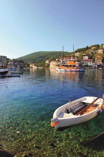 Den lille øya Solta ligger like utenfor Split, men er en av Adriaterhavets best bevarte hemmeligheter. FOTO: Visit Solta