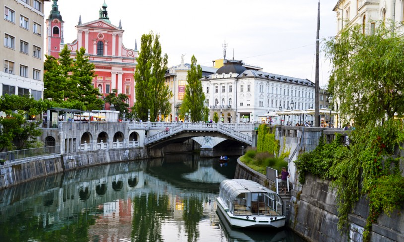 1. Ljubljana