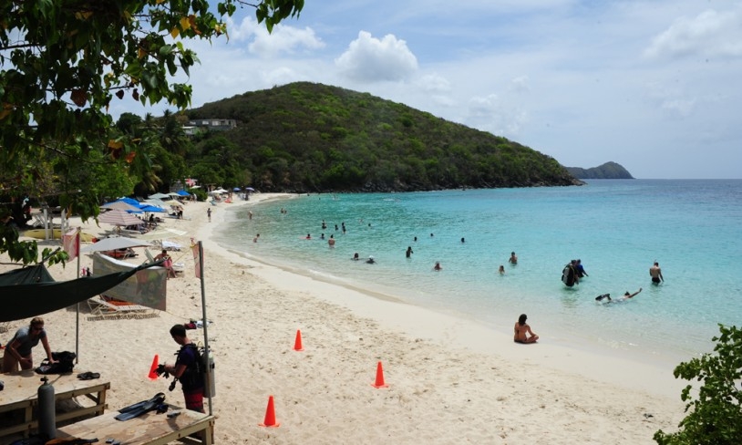 3. Coki Beach