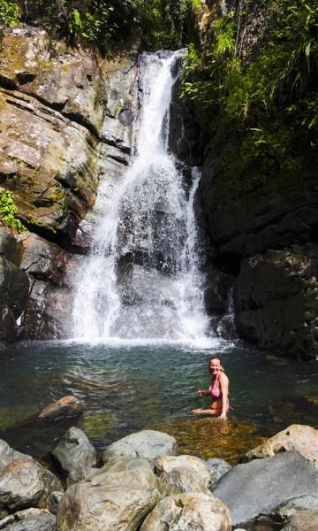 Puerto Rico er en øy på størrelse med Korsika, med så stor variasjon av det ikke skal stå på tilbudene. Likevel kan man dekke (det meste) med dagsturer, fra gamlebyen i San Juan til regnskogen El Yunque og  grottestystemet Rio Camuy. Foto: Torild Moland