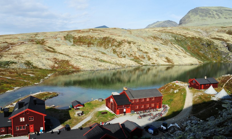 5. Hytteferie i fjellet