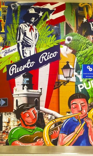 """San Juan ble grunnlagt helt tilbake i 1521 og fikk da navnet Puerto Rico, som betyr """"rik havn"""". På 1600-tallet var dette en av spanjolenes viktigste havner, hvor de satt ut for å utforske nye deler av verden. Foto: Torild Moland"""