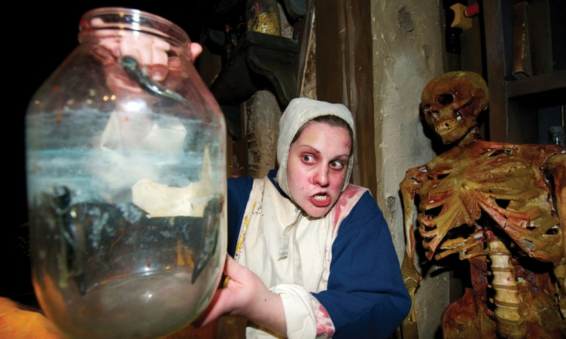 8. London Dungeon