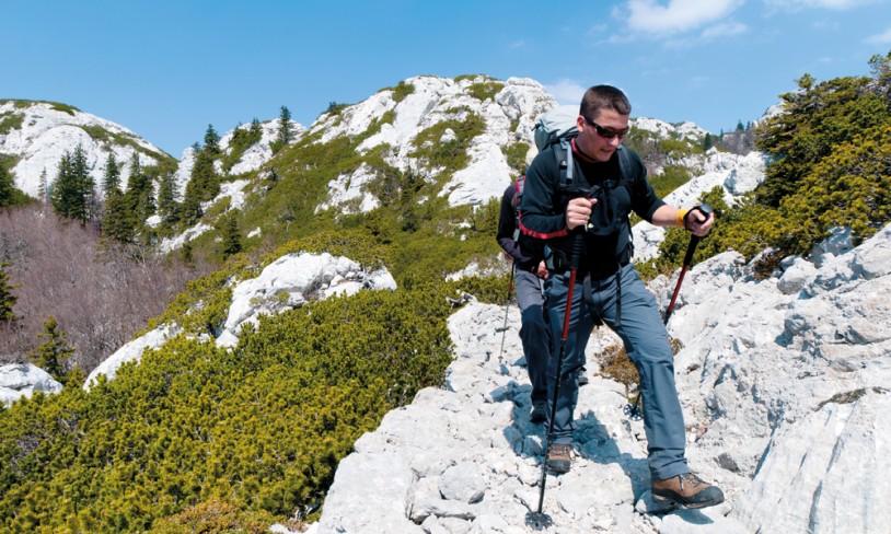 5. Til topps i Velebit