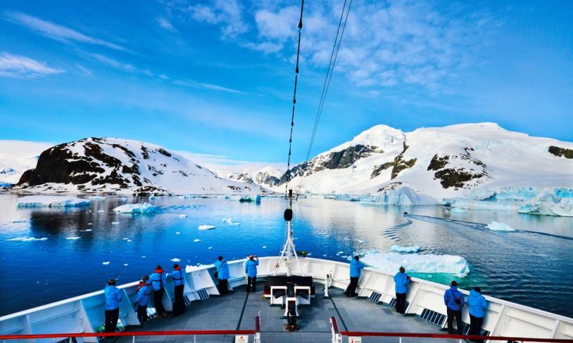 13. Pingviner og polarhistorie - Antarktis