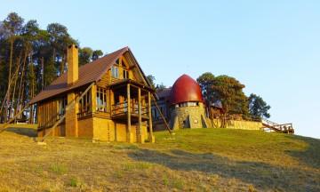 Chelinda Lodge. Foto: Gjermund Glesnes