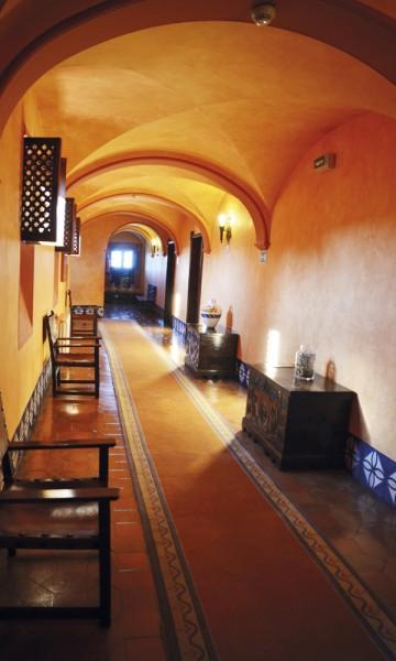 Å ta inn paradoren i Arcos er som å bli sendt tilbake til maurernes tid i Sør-Spania. Foto: Marte Veimo