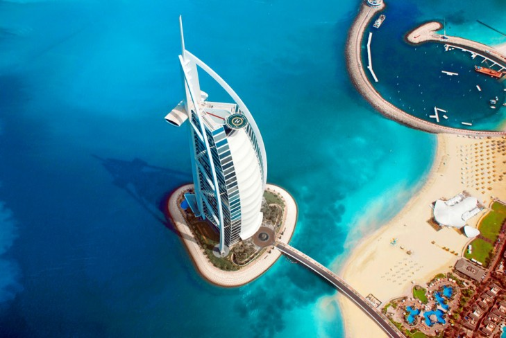 2. De arabiske emirater