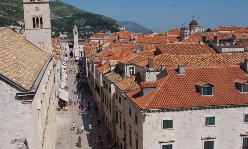 6. Dubrovnik, Kroatia