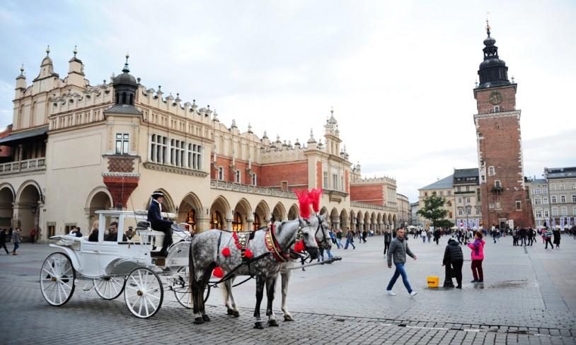 7. Krakow, Polen