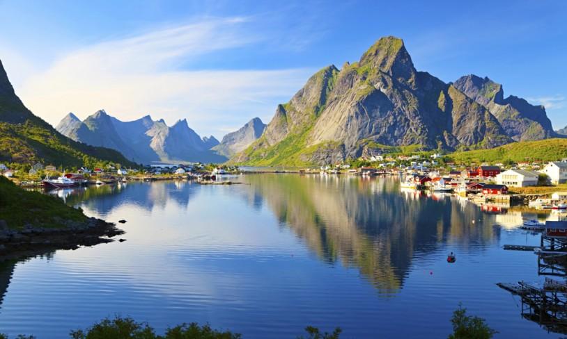 6. Øyloffing - Lofoten,Norge