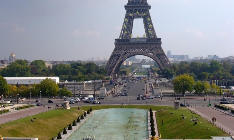 9. Paris, Frankrike