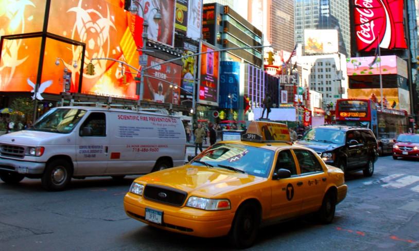 3. Verdenshovedstaden - New York, USA