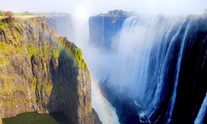 25. Naturens vrede - Viktoriafallene, Zambia/ Zimbabwe