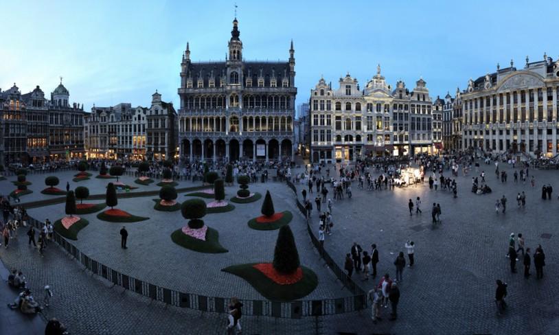 4. Brüssel, Belgia