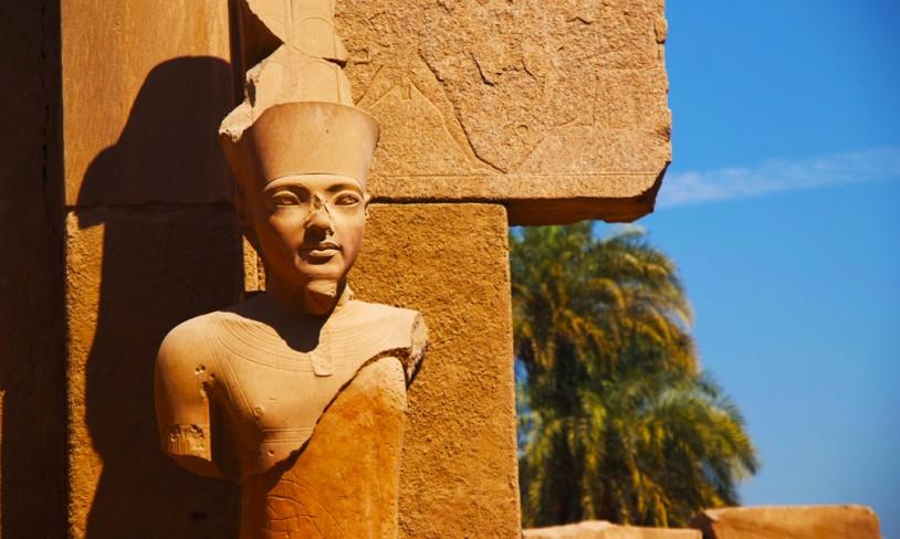 18. Cruise for guder - Luxor, Egypt