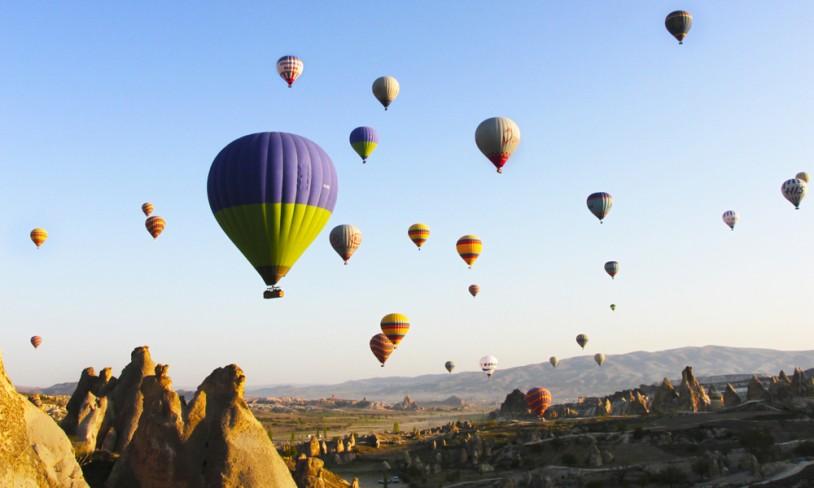 11. Fortryllende i fjellet - Kappadokia, Tyrkia