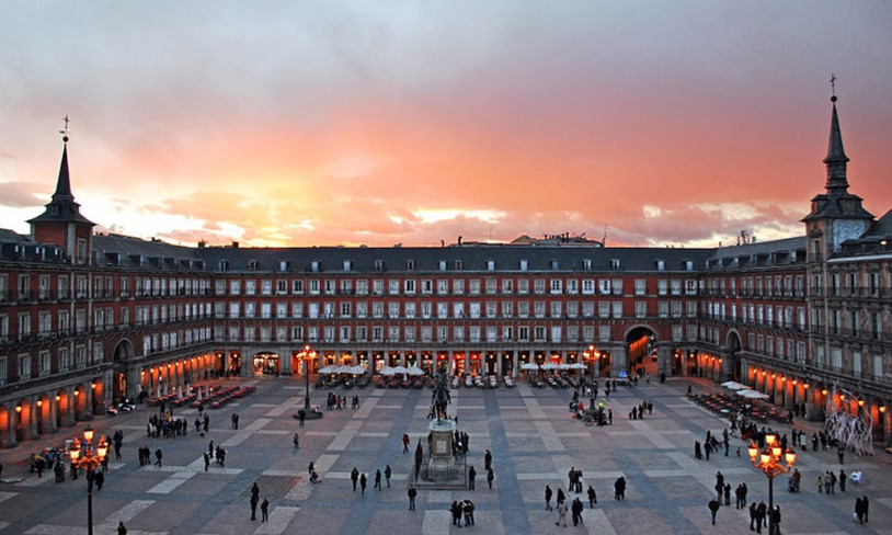 8. Madrid, Spania
