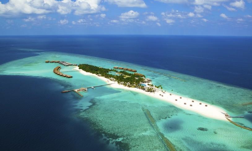 1. Paradis - Maldivene