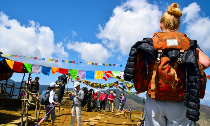 28. Verdens tak i Himalaya - Nepal, Bhutan, India og Kina