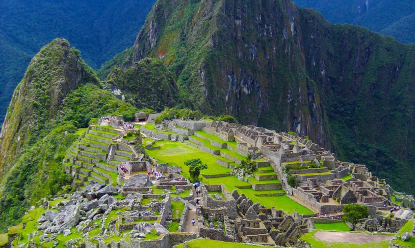 17. Inkaenes hemmelighet - Machu Picchu, Peru