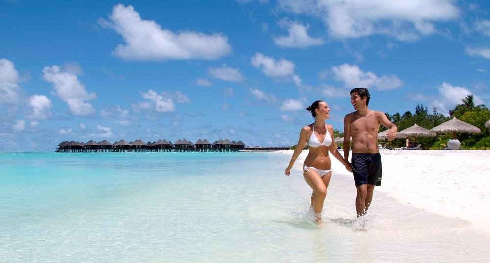 Romantiske Maldivene. Foto: Paradisreiser