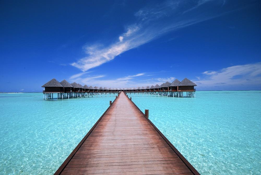 Maldivene - et av verdens vakreste reisemål. Foto: Paradisreiser