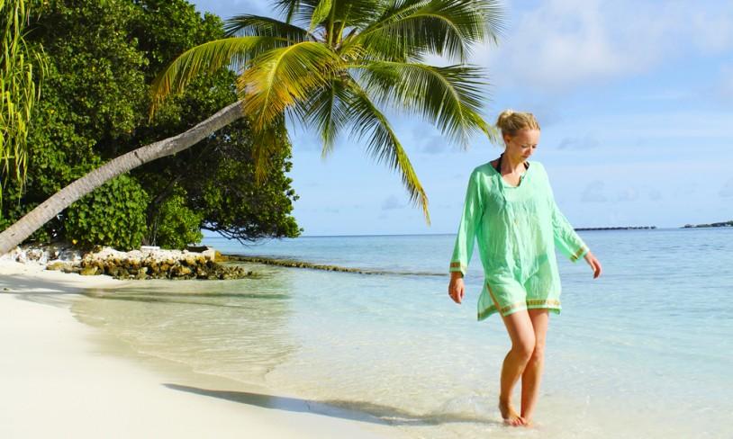 2. Maldivene