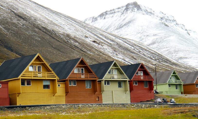3. Svalbard, Norge