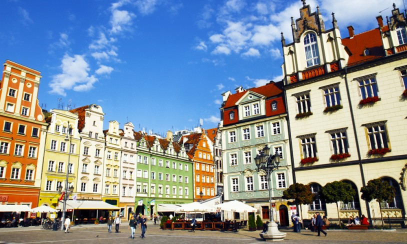 4. Wroclaw, Polen