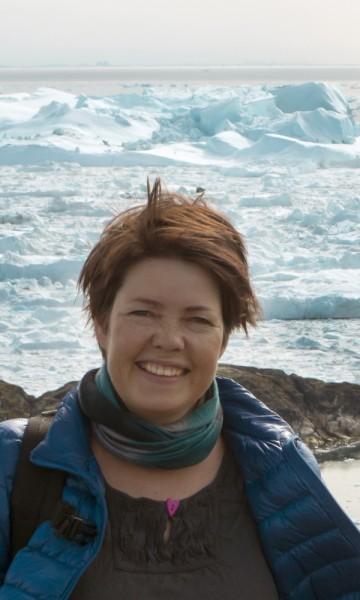 Ann Kristin Balto (46) jobber til daglig ved Norsk Polarinstitutt i Tromsø og gleder seg stort til å få oppleve Antarktis. Foto: Privat